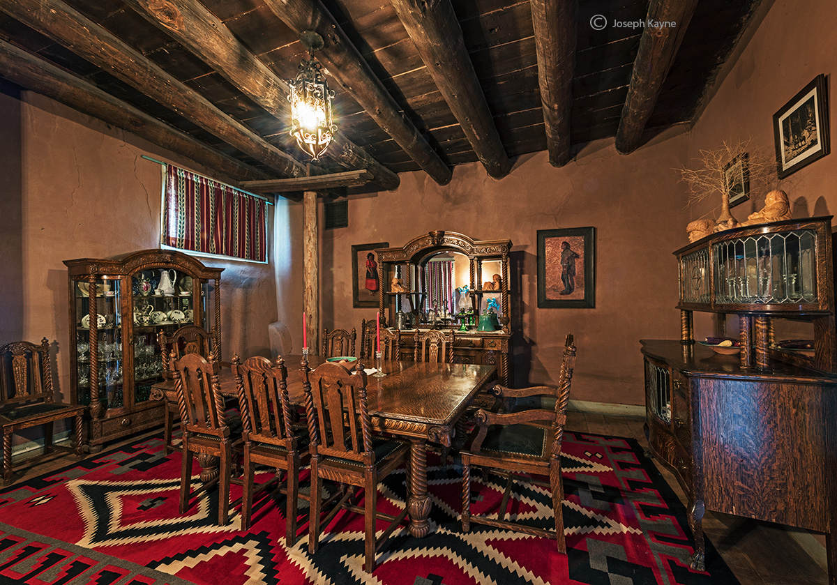 dining,room,hubbell,trading,post,hubbell,residence, photo