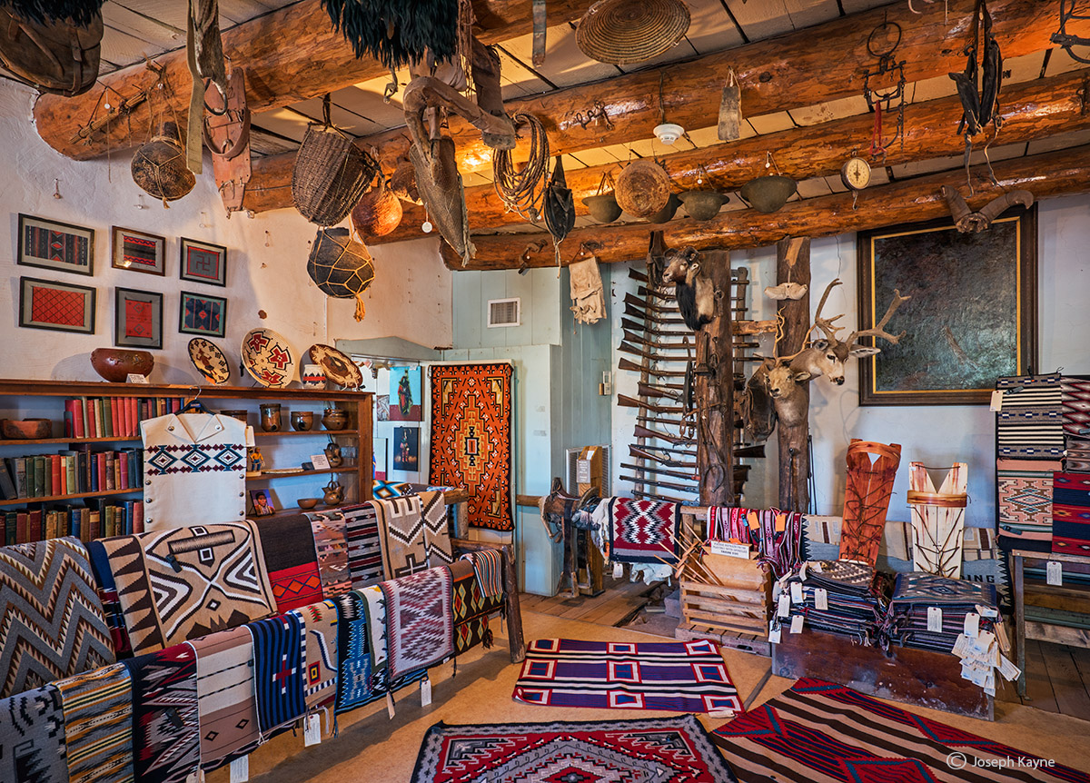 navajo,rug,room,hubbell,trading,post, photo
