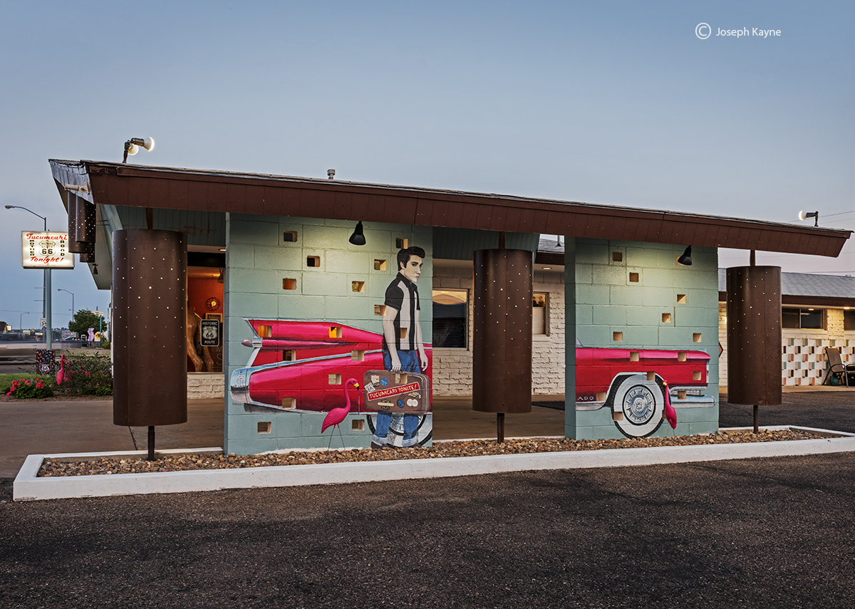 the,king,elvis,presley,mural,new,mexico, photo
