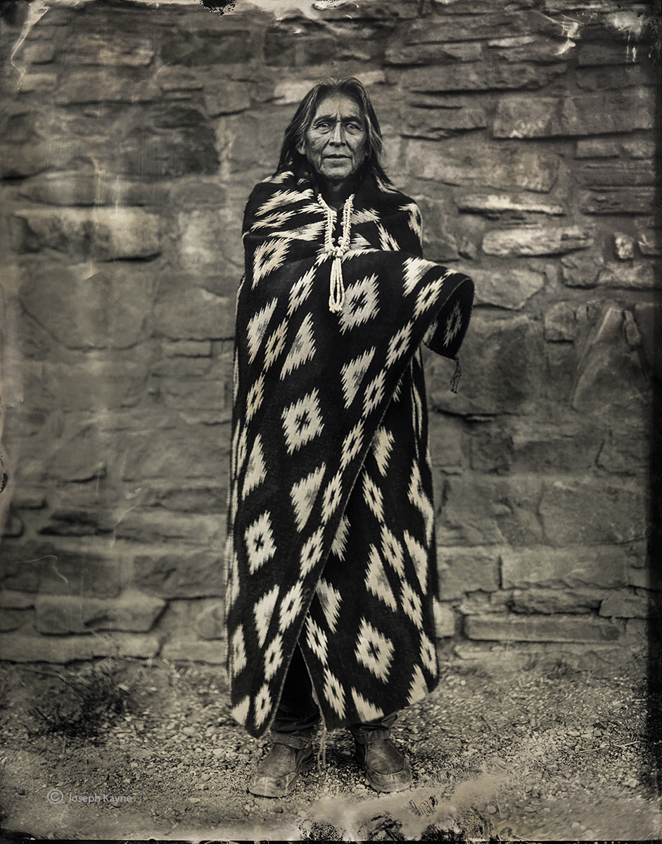 navajo,trader,hubbell,trading,post,ganado,arizona,edison,eskeets,wet,plate,image,collodion, photo