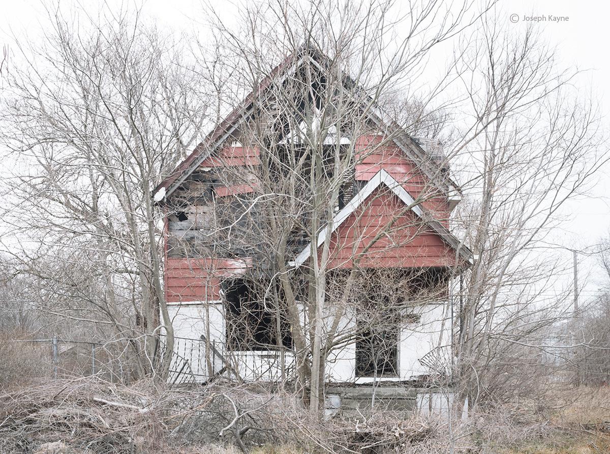 ghost,abandoned,house,rust,belt, photo
