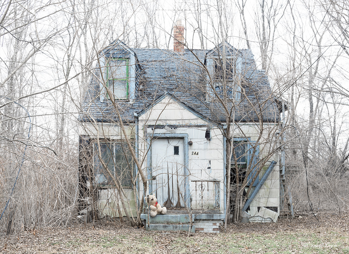 ghost,abandoned,house,rust,belt, photo