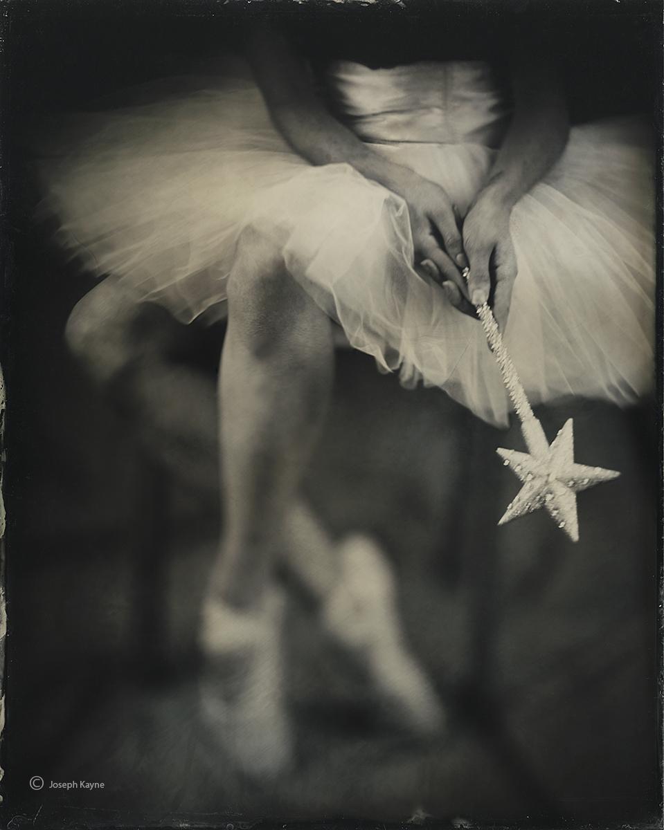 Ballerina & Magic Wand IIWet Plate Collodion Tintype