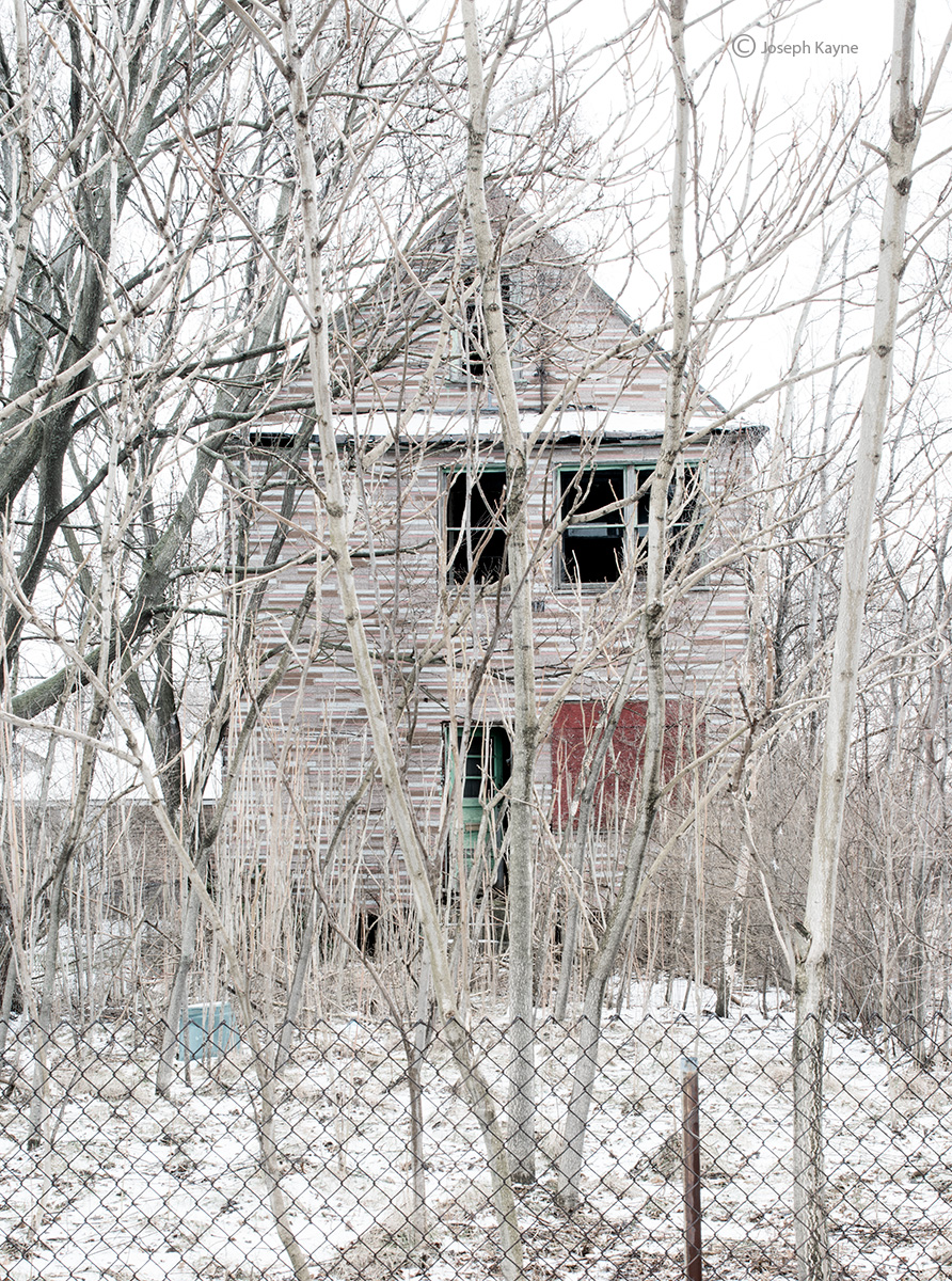 ghost,abandoned,house,rust,belt 	, photo