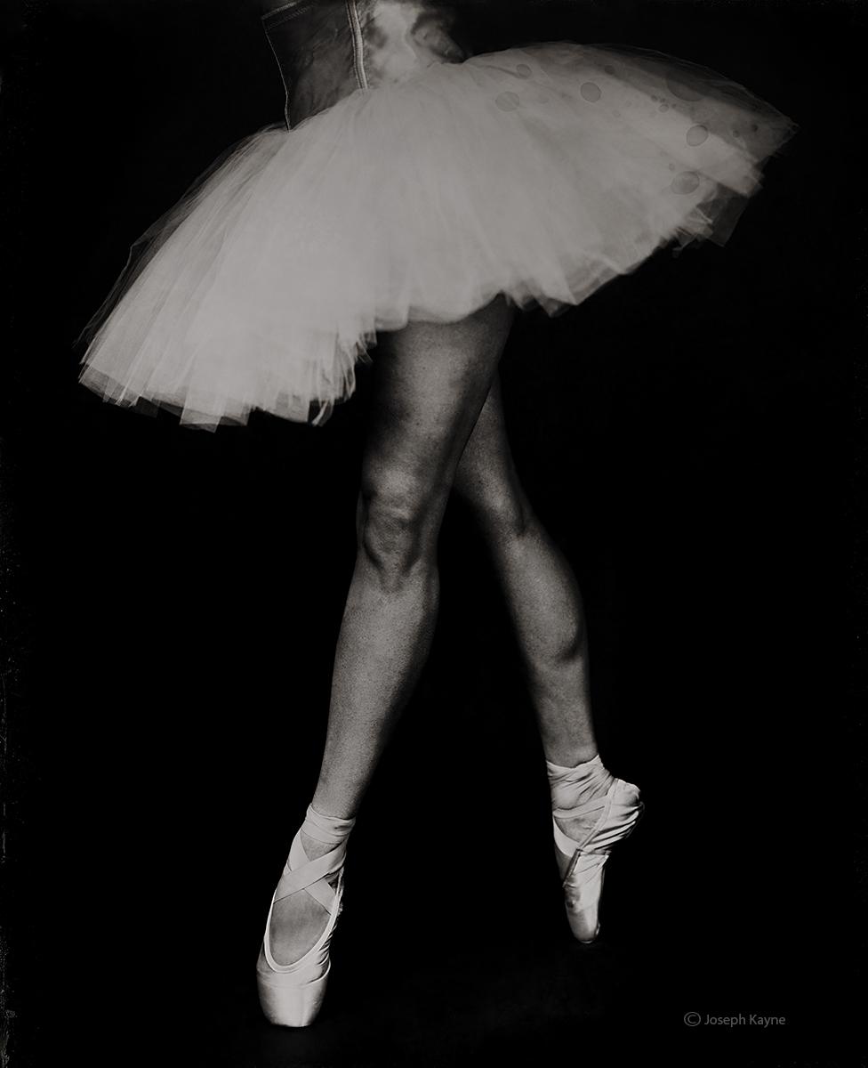 BallerinaWetPlateCollodionTinytype
