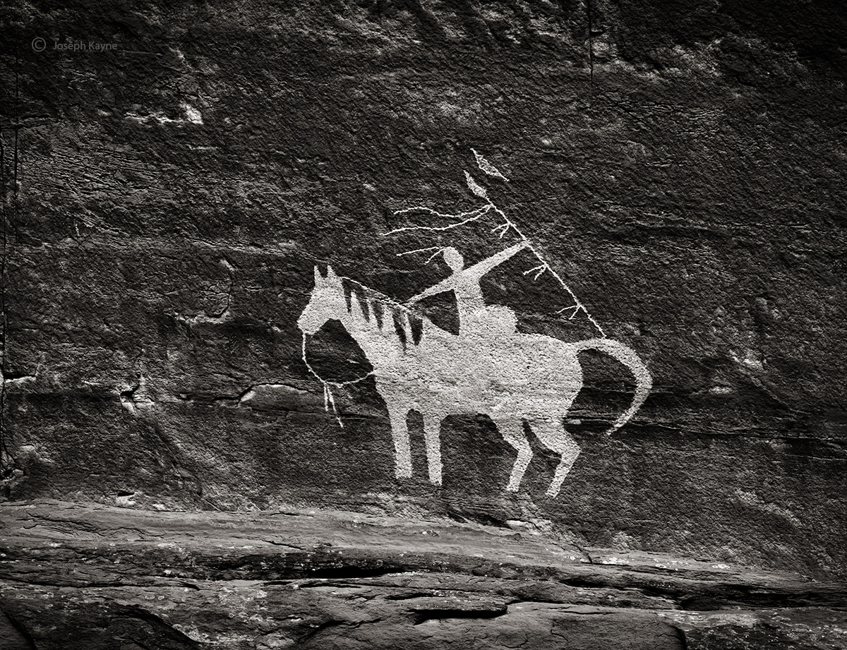 navajo,warrior,navajo,nation,old,navajo,pictograph, photo
