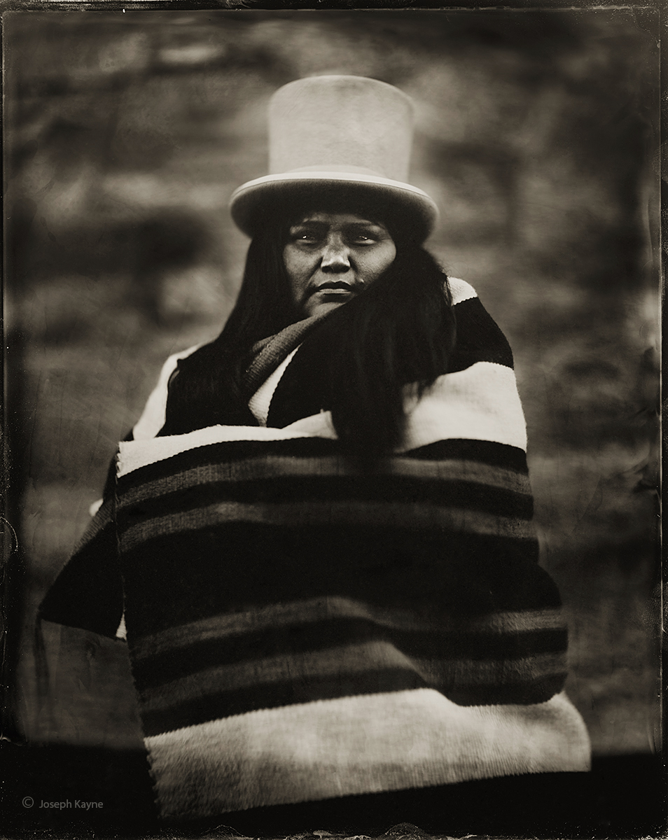 matilda,james,navajo,hubell,trading,post,ganado,arizona,wet,plate,collodion,tintype,portrait,portraitphotography,modern,contemporary,tintype, photo