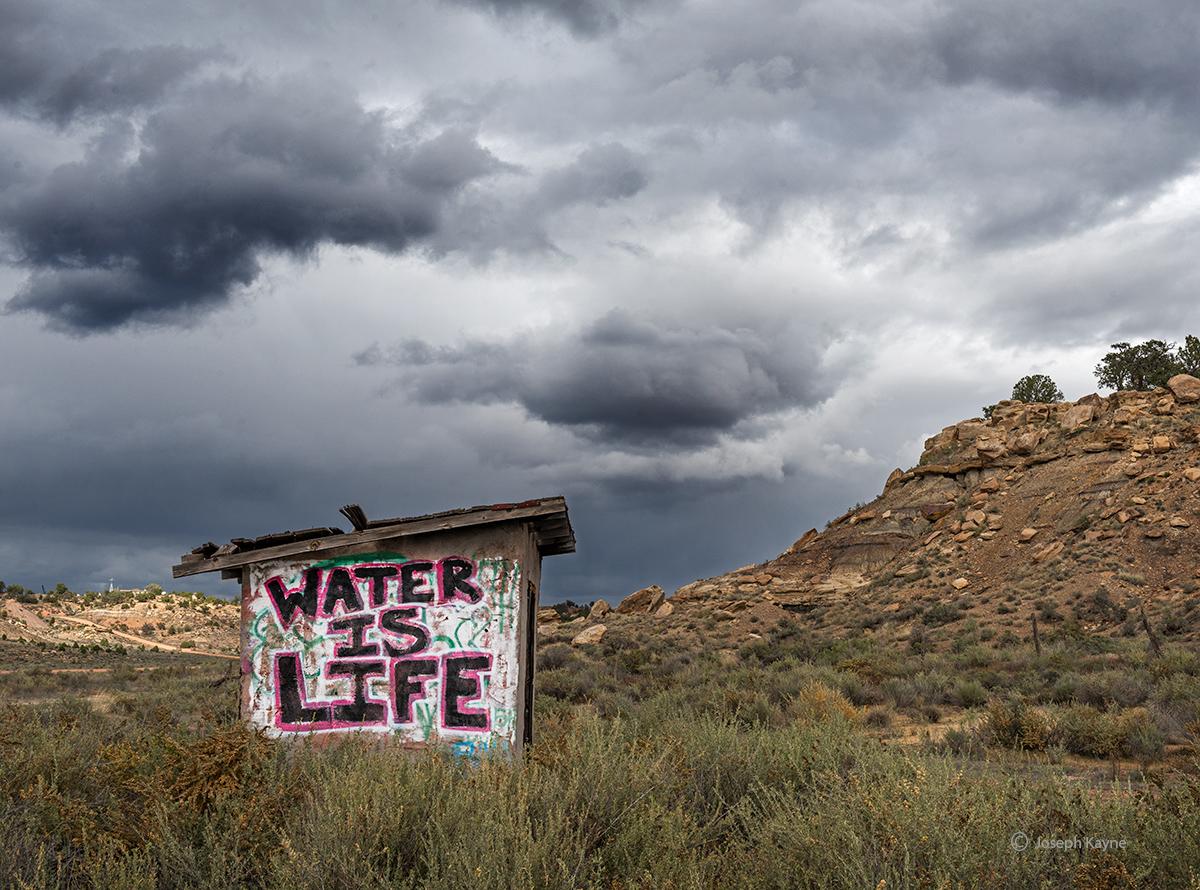 An Environmental Movement Portayed In Navajoland
