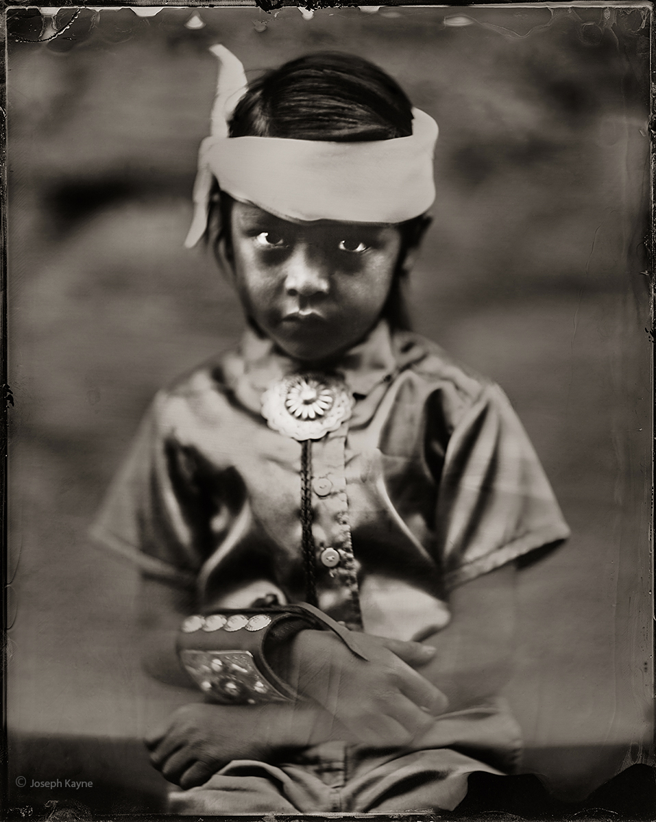 navajo,boy,hubbell,trading,post,ganado,arizona,kinlichee,wet,plate,collodion,tintype, photo