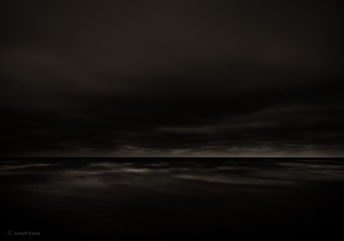 The Night Lake,Lake Michigan