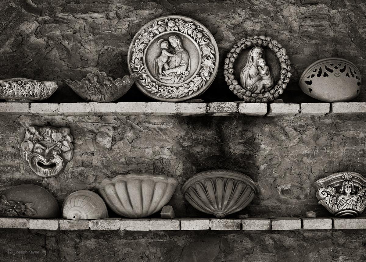 Terracotta Workshop,Tuscany, Italy