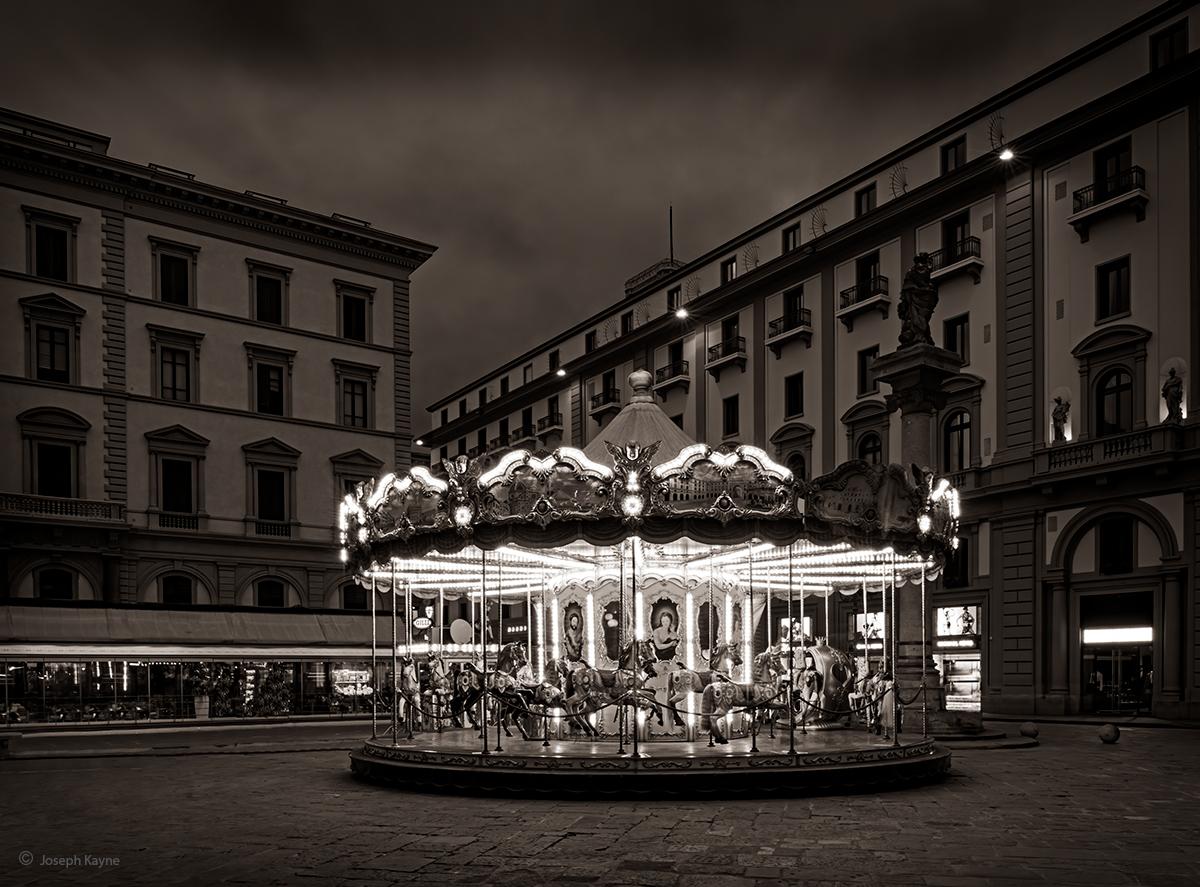 into,the,renaissance,florence,tuscany,italy,night,carousel,tuscany, photo