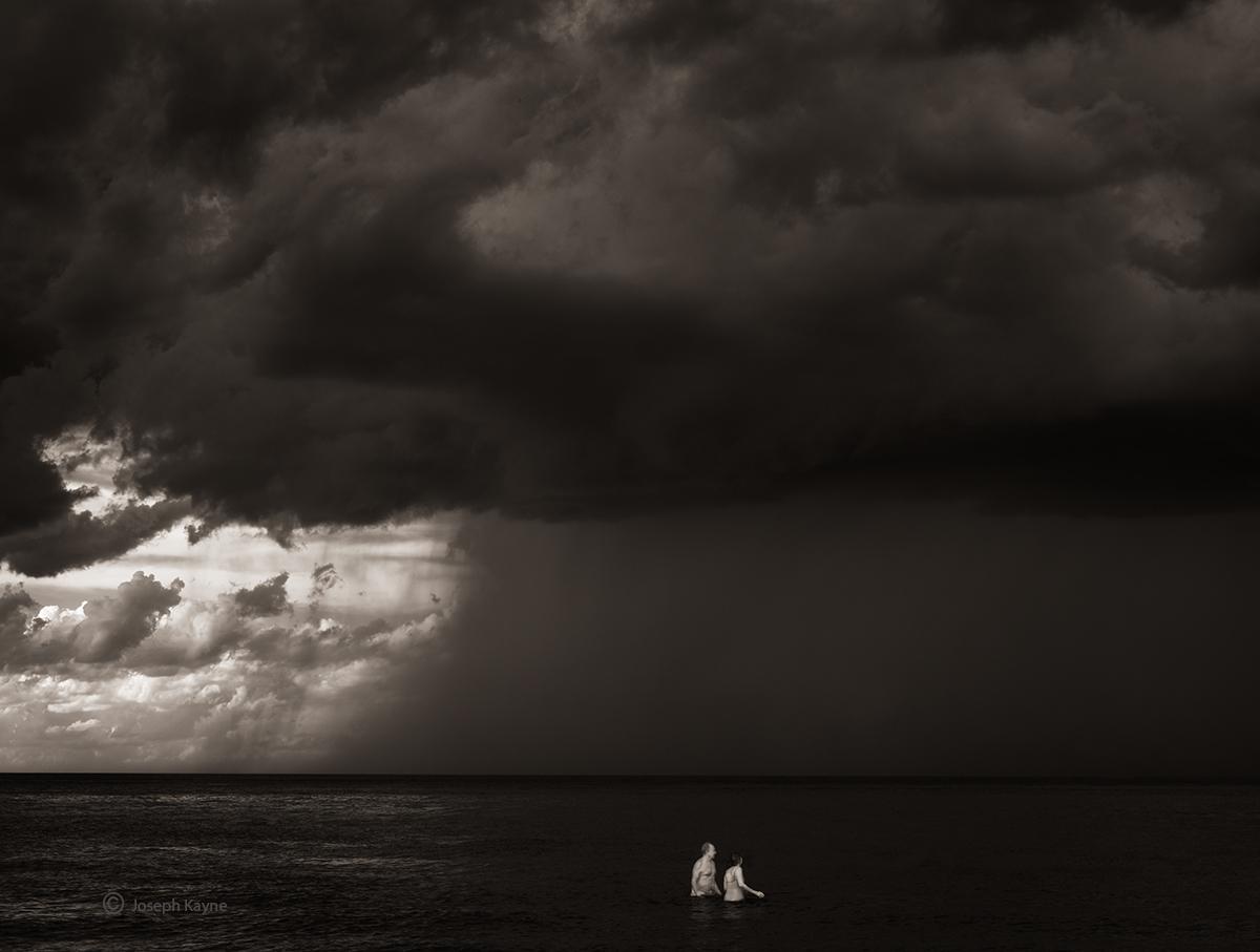 The Mystery Couple,Lake Michigan