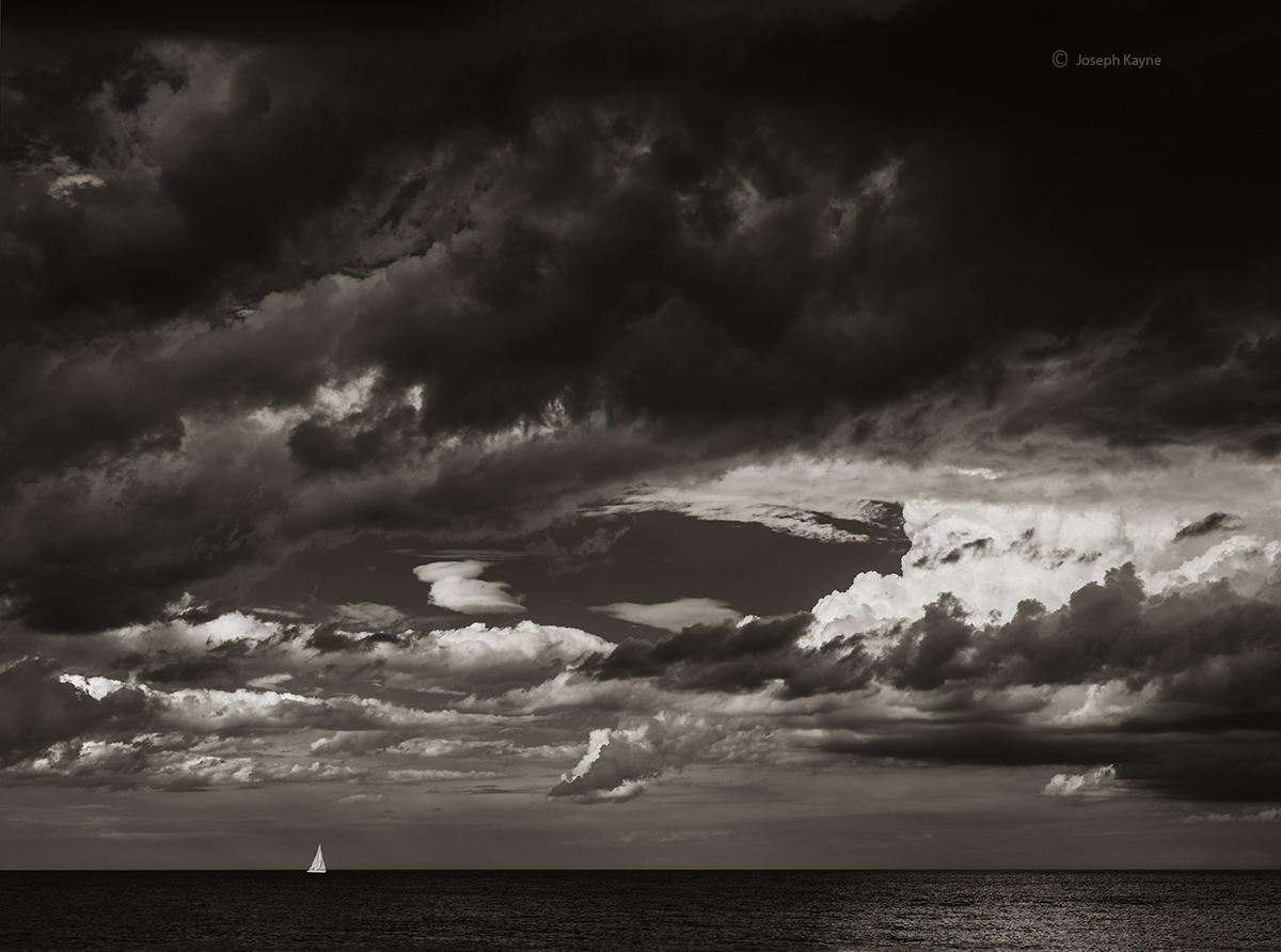 Riding Out The Storm,Lake Michigan