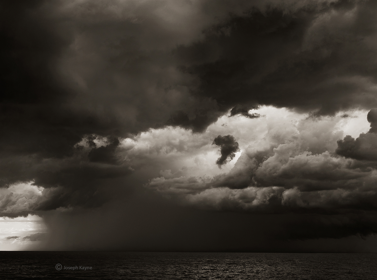 The Gods Are Angry,Lake Michigan