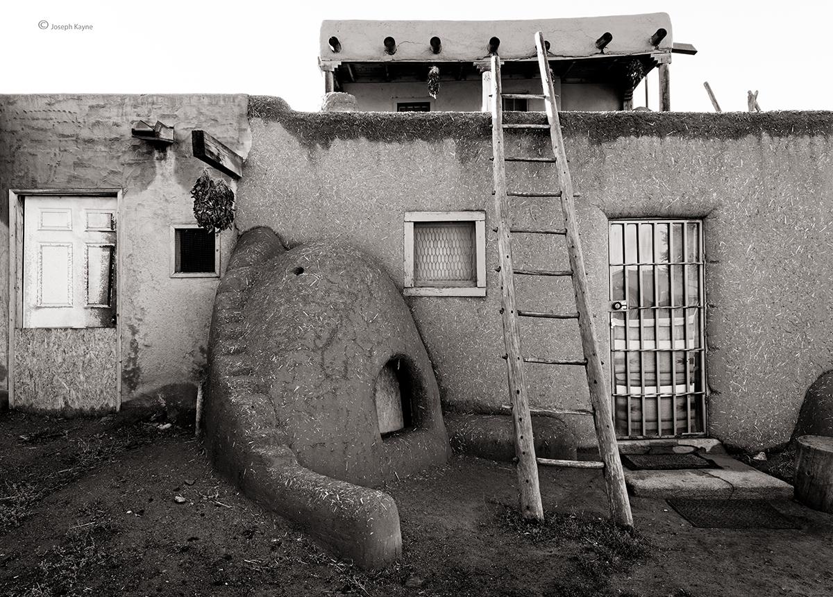 Residence, Taos Pueblo