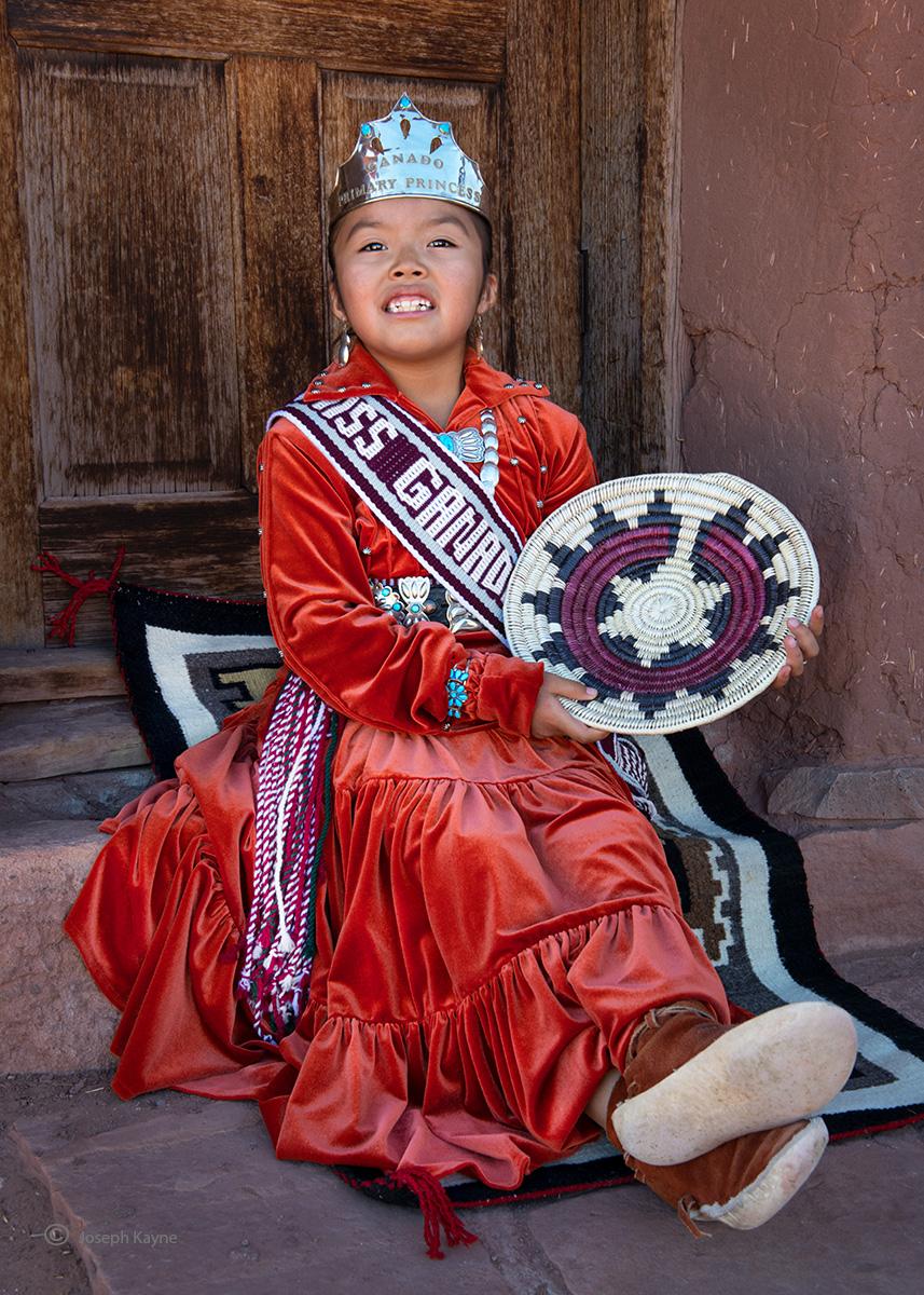 EriannahMiss Ganado Primary PrincessBorn T: Salt People ClanBorn For: Red Running into Water Clancopyright Joseph Kayne