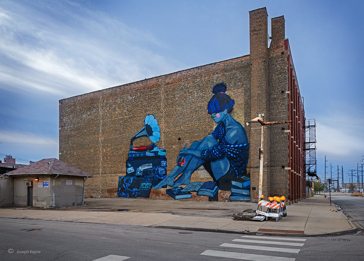 Mural By Rawooh